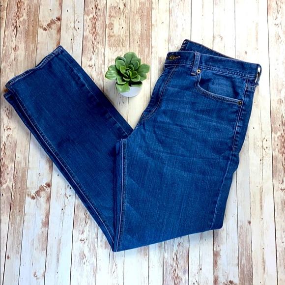 J.Crew jeans The Sutton